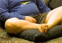 Специальные туфли снимают нагрузку с колен пациентов, страдающих от остеоартрита