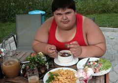 Дети наследуют ожирение от мам
