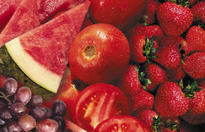 «Красная» диета против рака груди