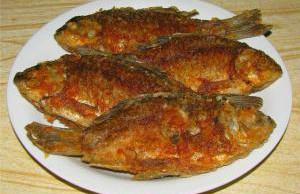 Морская рыба способна победить остеопороз