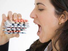 Больным вас сделают… лекарства