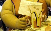 Лишний вес снижает стрессоустойчивость