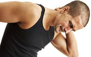 Боли в области спины