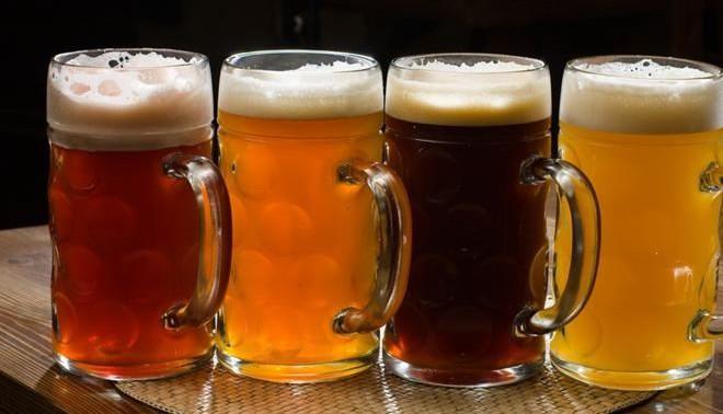 Литр пива в день как реагирует мозг