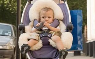 Долгое пребывание в коляске вредит мозгу ребенка