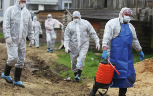 В США зафиксировано еще три случая чумы