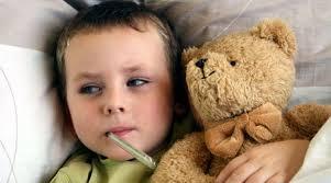Если малыш заболел…