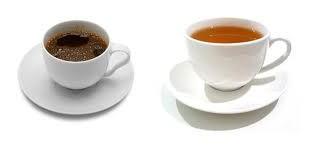 Утро начинается с чашечки ароматного напитка