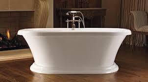 Акриловая ванная – практичность и комфорт в процессе использования