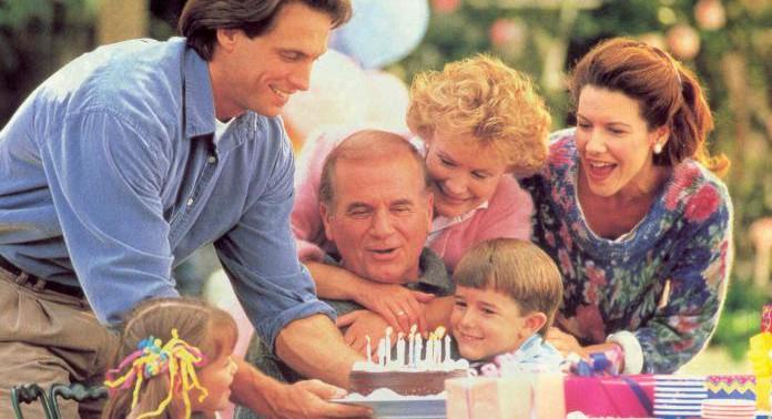 Семья и дети. Нужны ли просто обычные семейные праздники?