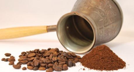 Как сварить правильный кофе в турке: способ первый