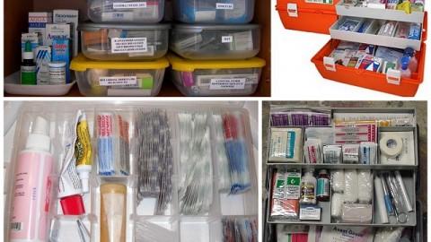 По каким правилам стоит хранить лекарства в доме