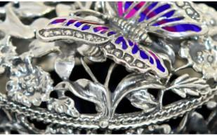 Серебряные изделия — талисманы для вас и вашего дома