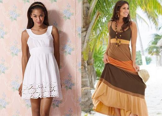 Необходимо всего пара кликов для того, чтобы купить летнее платье