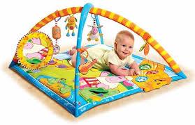 Первые игрушки для вашего малыша. Какие выбрать?