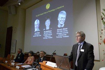 Нобелевская премия в области физиологии и медицины 2014