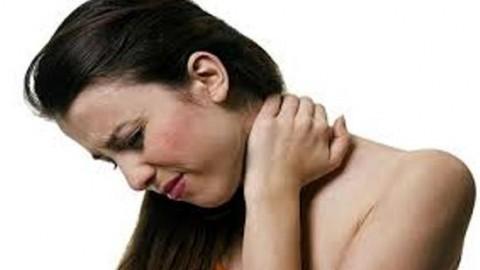 Болит шея. Что делать?