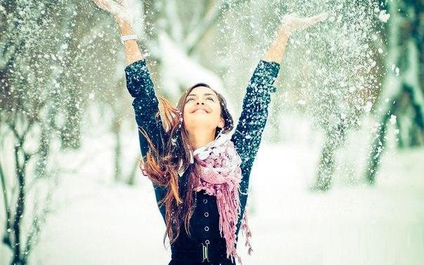 Как сделать красивые фотографии зимой?