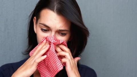 Оказалось, что поцелуи при простуде не опасны