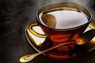 В черном чае нашли средство от остеопороза