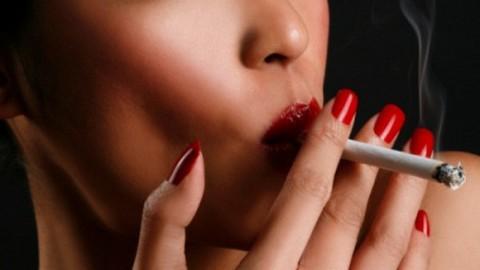 Чем опасно женское курение