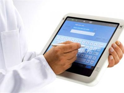 Московские детские поликлиники первыми освоят электронные медкарты