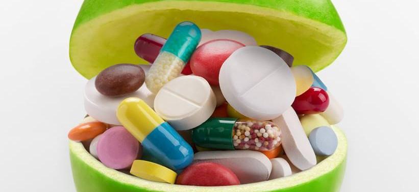 Витамины и особенности их приема