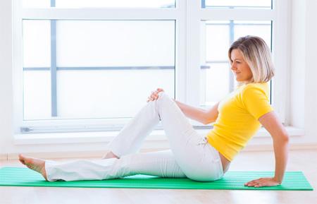 Лечебные упражнения для суставов при остеоартрозе