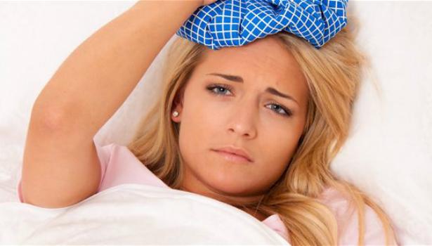 Стадии приступа мигрени