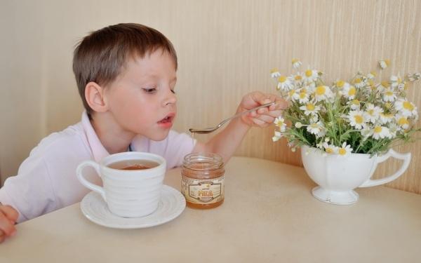 Фитотерапия для детей