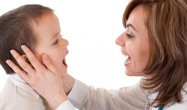 Аденоиды: детская проблема