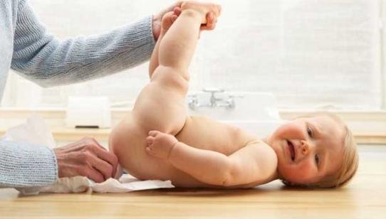 Запоры у младенцев