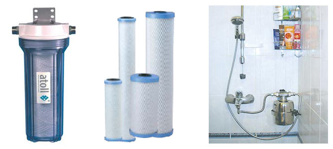 Фильтры для очистки воды во всей квартире