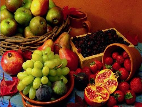 Установлено, что фрукты полезны для женской психики