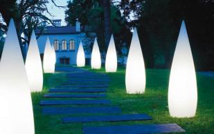 Уличные светильники для загородного дома: выбираем с upper.com.ua