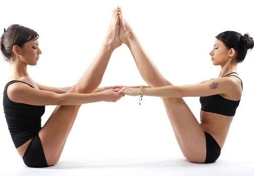 Йога «выпрямит» сколиоз