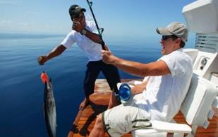 Терапия стрессов успешной рыбалкой
