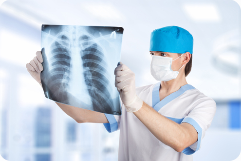 Туберкулез.