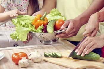 Домашняя еда снижает риск развития диабета
