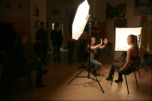 Студийный свет: выбор студийного освещения с bomber.com.ua