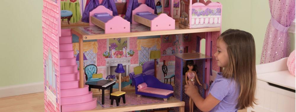 Кукольные домики KidKraft – стоит ли покупать детям?