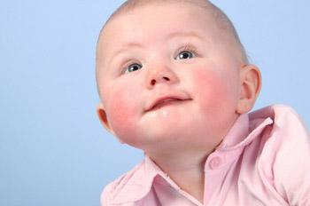 Пищевая аллергия у грудничков и детей