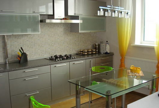 Как выбирать кухонную мебель?