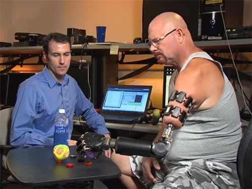 Новый протез упростит жизнь пациентам с ампутированными конечностями