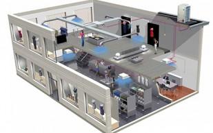Все способы оснащения дома вентиляцией и кондиционерами
