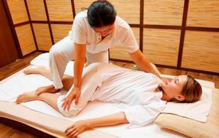 Тайландский массаж
