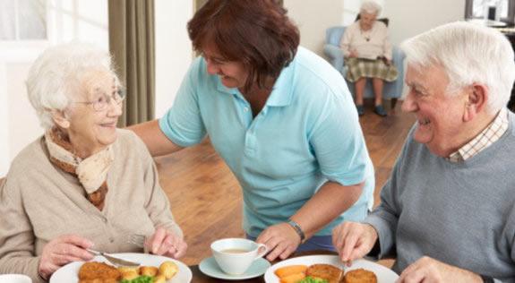 Диета для бабушек и дедушек. Как должны питаться пожилые люди?