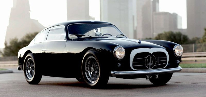 Пристрастия к классическим автомобилям