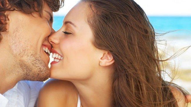Важность первого поцелуя