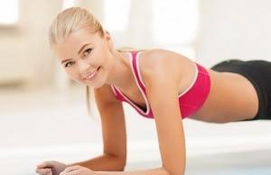 5 упражнений, для которых не нужен спортзал